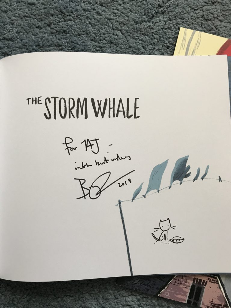 Benji Davies - The Storm Whale