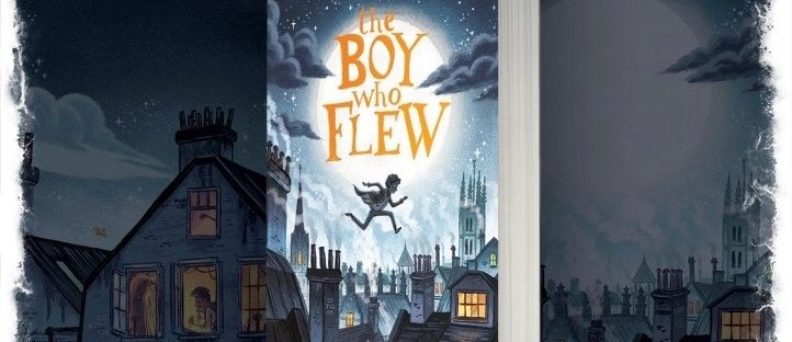 The Boy Who Flew Fleur Hitchcock